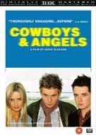 Cowboys & Angels - British DVD cover (xs thumbnail)