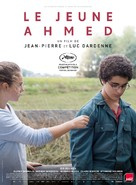Le jeune Ahmed - French Movie Poster (xs thumbnail)