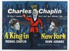 A King in New York - British Theatrical movie poster (xs thumbnail)