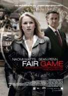 Fair Game - Czech Movie Poster (xs thumbnail)