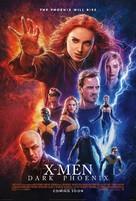 X-Men: Dark Phoenix - International Movie Poster (xs thumbnail)