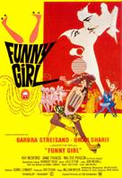 Funny Girl - German Theatrical poster (xs thumbnail)