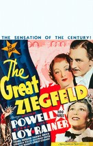The Great Ziegfeld - Movie Poster (xs thumbnail)