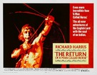 The Return of a Man Called Horse - Movie Poster (xs thumbnail)