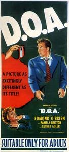 D.O.A. - Australian Movie Poster (xs thumbnail)