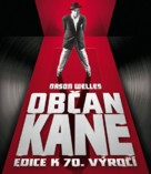 Citizen Kane - Czech Blu-Ray movie cover (xs thumbnail)