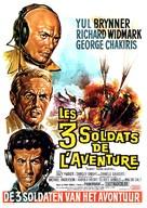 Flight from Ashiya - Belgian Movie Poster (xs thumbnail)