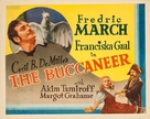 The Buccaneer - Movie Poster (xs thumbnail)