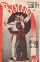 Bolero - Spanish poster (xs thumbnail)