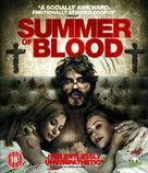 Summer of Blood - British Blu-Ray movie cover (xs thumbnail)