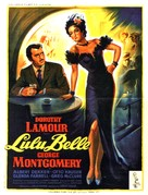 Lulu Belle - French Movie Poster (xs thumbnail)