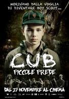 Welp - Italian Movie Poster (xs thumbnail)