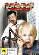 Dennis the Menace - New Zealand DVD movie cover (xs thumbnail)