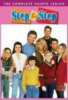 """Step by Step"" - DVD movie cover (xs thumbnail)"