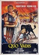Quo Vadis - Italian Movie Poster (xs thumbnail)