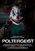 Poltergeist - Polish Movie Poster (xs thumbnail)