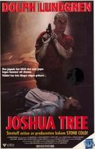 Joshua Tree - Swedish VHS cover (xs thumbnail)