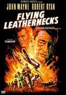 Flying Leathernecks - DVD movie cover (xs thumbnail)