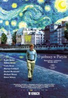 Midnight in Paris - Polish Movie Poster (xs thumbnail)