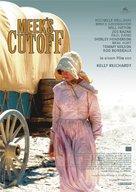 Meek's Cutoff - German Movie Poster (xs thumbnail)