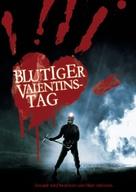 My Bloody Valentine - German Movie Poster (xs thumbnail)