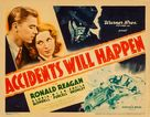 Accidents Will Happen - Movie Poster (xs thumbnail)