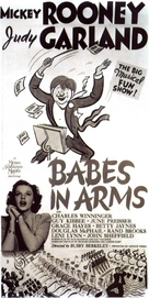 Babes in Arms - Movie Poster (xs thumbnail)