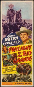 Twilight on the Rio Grande - Movie Poster (xs thumbnail)