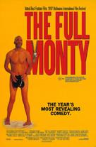 The Full Monty - British Movie Poster (xs thumbnail)