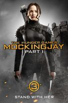 The Hunger Games: Mockingjay - Part 1 - Movie Cover (xs thumbnail)