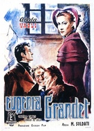 Eugenia Grandet - Italian Movie Poster (xs thumbnail)