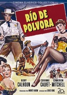 Powder River - Spanish Movie Cover (xs thumbnail)