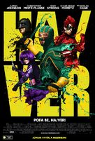 Kick-Ass - Hungarian Movie Poster (xs thumbnail)