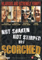 Scorched - Dutch DVD cover (xs thumbnail)