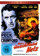 Night People - German DVD cover (xs thumbnail)