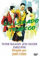 Hangman's House - Spanish Movie Cover (xs thumbnail)
