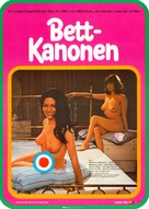 Bettkanonen - German Movie Poster (xs thumbnail)