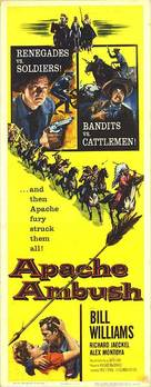 Apache Ambush - Movie Poster (xs thumbnail)