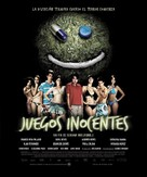 Juegos inocentes - Mexican Movie Poster (xs thumbnail)