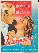 Intermezzo: A Love Story - Danish Movie Poster (xs thumbnail)