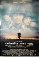 Saving Private Ryan - Czech Movie Poster (xs thumbnail)