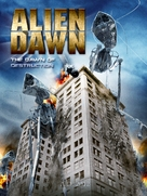 Alien Dawn - DVD cover (xs thumbnail)