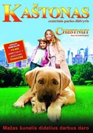 Chestnut: Hero of Central Park - Lithuanian Movie Cover (xs thumbnail)