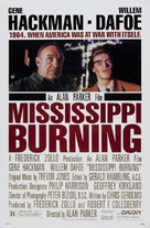 Mississippi Burning - Movie Poster (xs thumbnail)