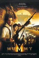 The Mummy - Theatrical movie poster (xs thumbnail)
