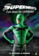 Superhero Movie - Italian Movie Poster (xs thumbnail)