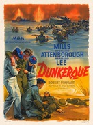 Dunkirk - French Movie Poster (xs thumbnail)