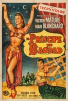 The Veils of Bagdad - Argentinian Movie Poster (xs thumbnail)
