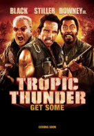 Tropic Thunder - Movie Poster (xs thumbnail)
