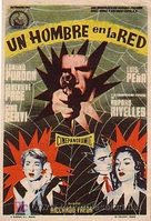 Agguato a Tangeri - Spanish Movie Poster (xs thumbnail)